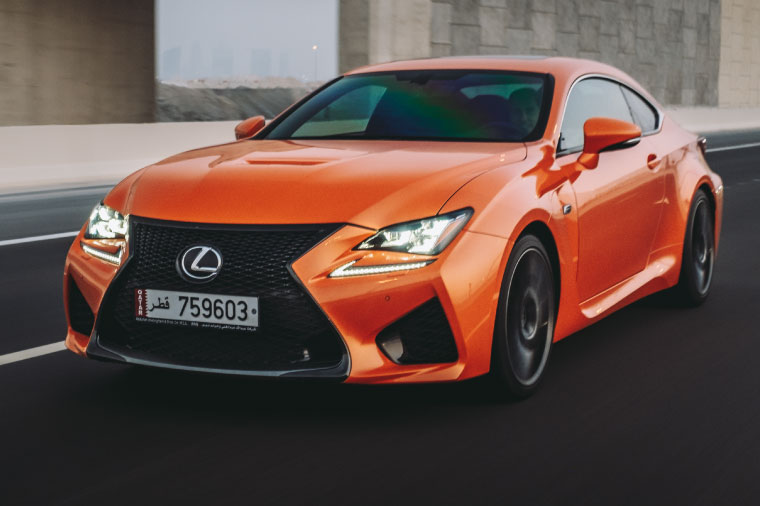 <p>A sports coupé that delivers exhilarating performance with bold, head-turning design.</p>