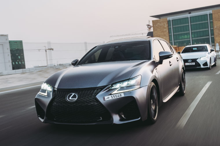 <p>A hand-built, race-tuned Lexus that redefines the boundaries of power-packed performance.</p>