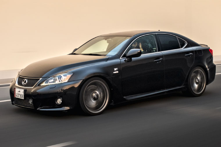 <p>The award-winning luxury sports sedan that attracts attention wherever it goes.</p>