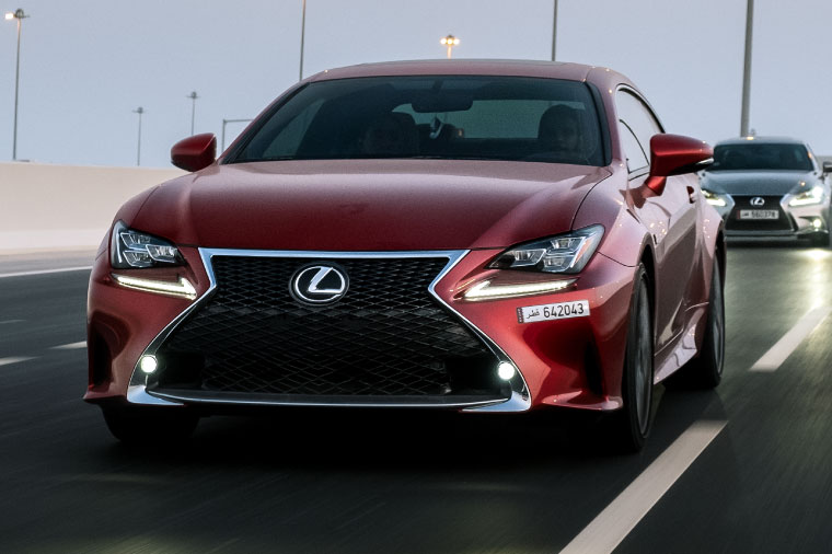 <p>A standout in the luxury-coupe class, balancing striking design with breathtaking performance.</p>